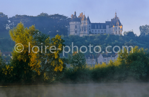 FRANCE, VALLEE DE LA LOIRE,CHATEAU DE CHAUMONT//FRANCE, LOIRE VALLEY, CASTLE OF CHAUMONT