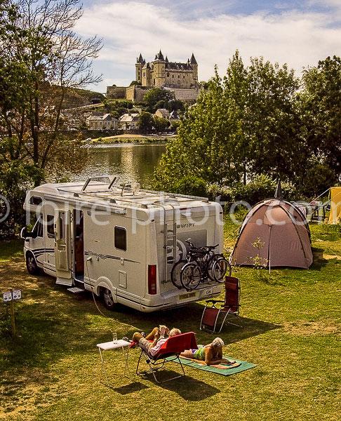 Camping-Saumur