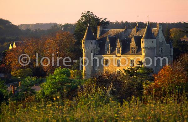 CHATEAU DE MONTRESOR, INDRE ET LOIRE, FRANCE//CASTLE OF MONTRESOR, INDRE ET LOIRE, FRANCE